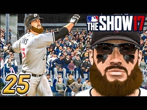 STARKS BEGINS 2ND BASEBALL SEASON! - MLB The Show 17 Road to the Show Ep.25
