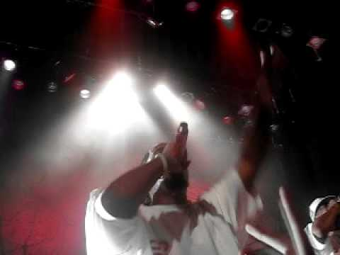 Tech N9ne live Leave Me Alone @ Blue Note Colombia MO