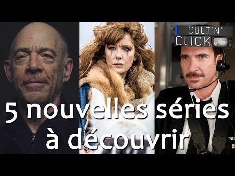 5 nouvelles séries TV à découvrir
