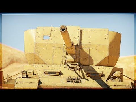 NAZI DOOMSDAY TECHNOLOGY |  𝑽𝒆𝒓𝒔𝒖𝒄𝒉𝒔𝒇𝒍𝒂𝒌𝒘𝒂𝒈𝒆𝒏 (War Thunder Tanks Gameplay)