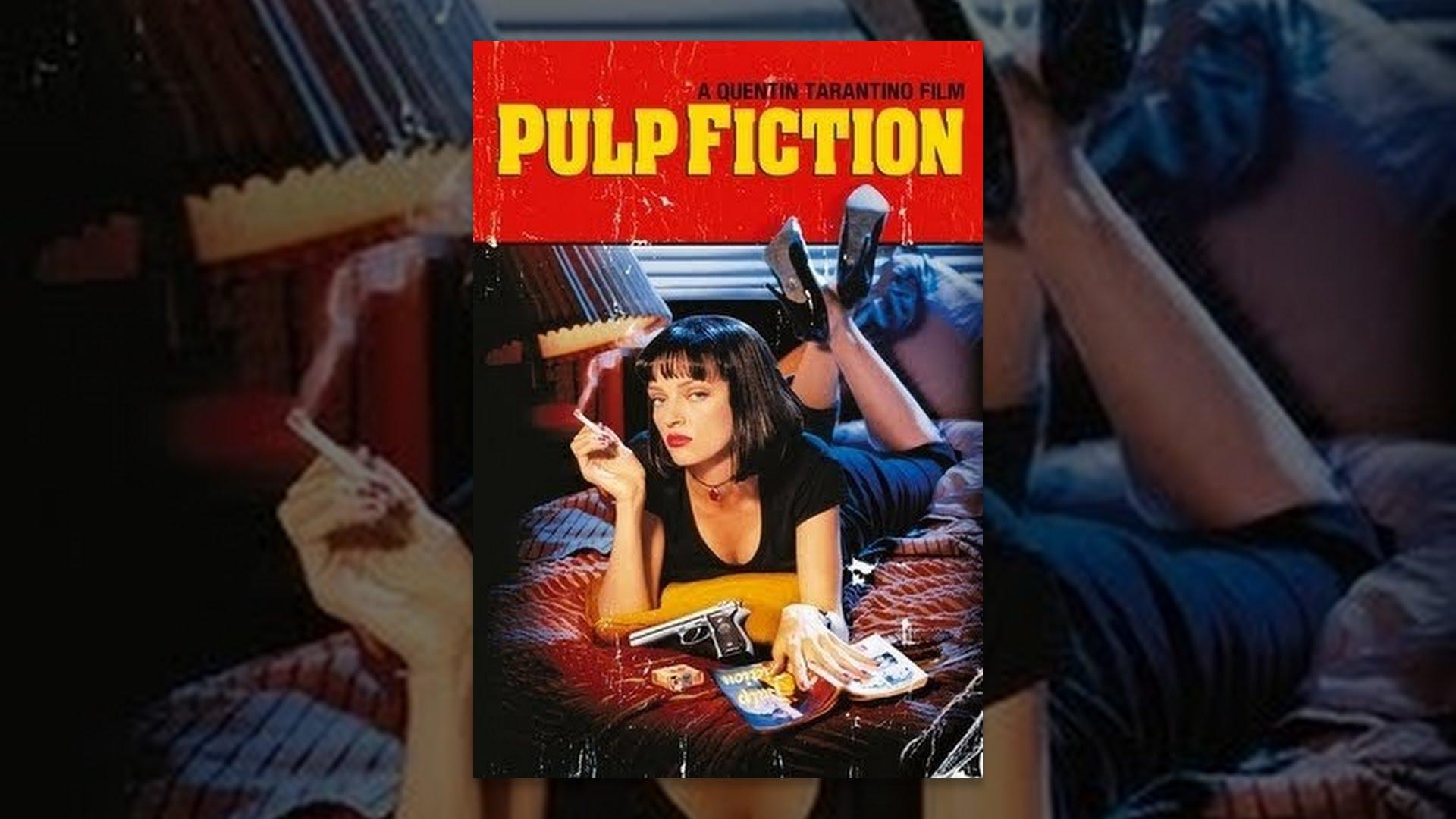 Pulp fiction release date in Brisbane
