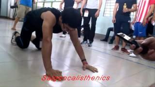 American Ninja Warrior | sasuke vòng loại 2016 | TP Hồ Chí Minh | Chiến Binh Bar - Gia Định