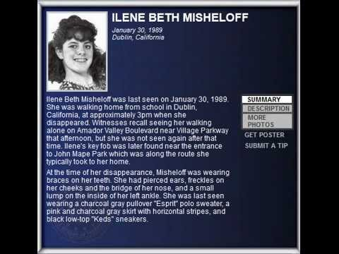 fbi wanted   ilene beth misheloff   kidnappings amp missing persons