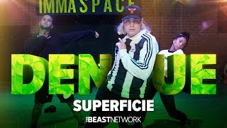 "Superficie - ""DENGUE DRUMS""   Zacc Milne Choreography   IMMASPACE Class"