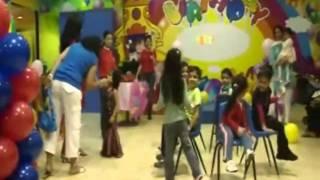 Neeti's 3rd birthday celebration -dubai.wmv