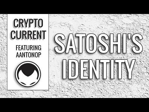 Satoshi's Identity - Andreas Antonopoulous