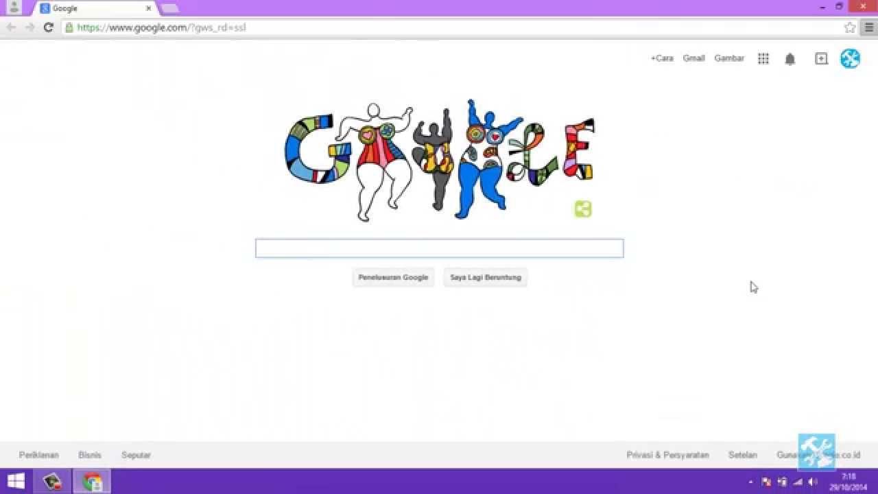 Cara Mensinkronkan Akun Google Pada Google Chrome Youtube