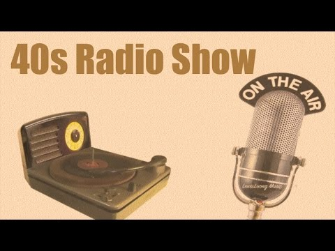 Radio Show and Best Vintage Jazz Music Radio Shows in 1940 & 1950