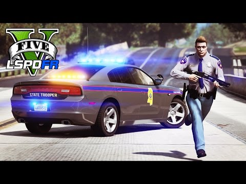 GTA 5 - LSPDFR Ep170 - Mississippi Highway Patrol Chaos!! - YouTube