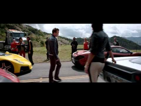 Need For Speed - O Filme - Trailer Oficial Legendado