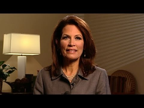 Rep. Michele Bachmann 'GMA' Interview: 'I Will Repeal Obamacare' as President (06.14.11)