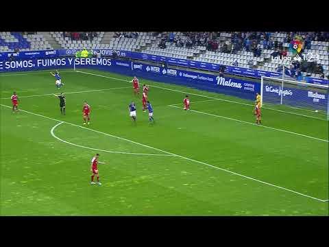 Resumen de Real Oviedo vs Nàstic (1-0)