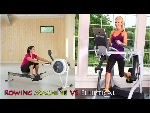 Rowing Machine Vs. Elliptical Trainer: Which Workout is Better?
