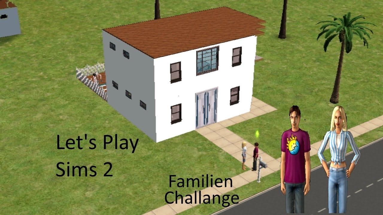 let's play sims 2 familien-challange part 1 - sims erstellen und, Badezimmer ideen