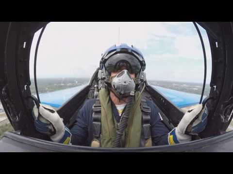 [#PAFUSTour] Les Thunderbirds à bord des Alphajet de la Patrouille de France