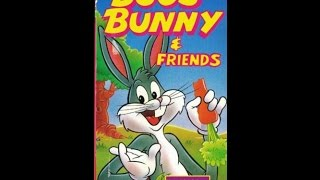 Opening & Closing To Bugs Bunny And Friends 1993 VHS