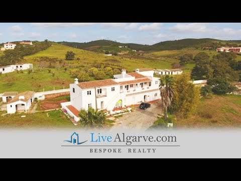 Beautiful Countryside Tourist Resort in the Algarve, Lagos
