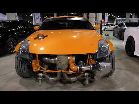 Tuner Galleria Car Show in Chicago – World of Wheels 2019 [4K]