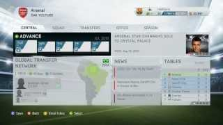 FIFA 14 Manager Mode Full Review (PC) - Scouting, Transfers, Layout