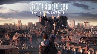 Новый трейлер Homefront: The Revolution
