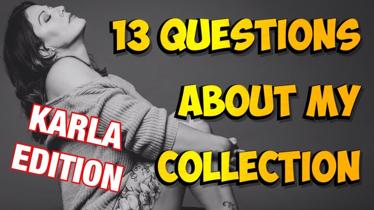 My Fragrance Collection 😍 13 Questions 👙 Karla Edition