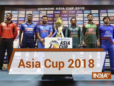 Asia Cup 2018: India's probable XI for the clash against Pakistan