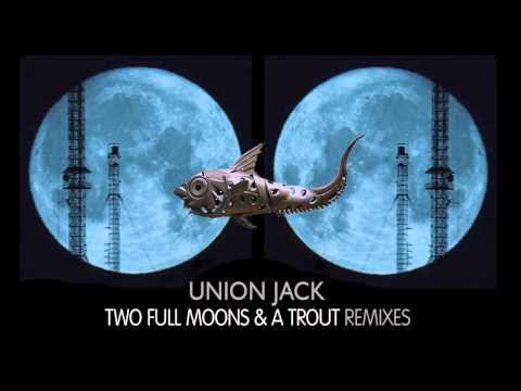 Union Jack  Two Full Moons & A Trout Freedom Fighters, Domestic & Pixel Remix Platipus