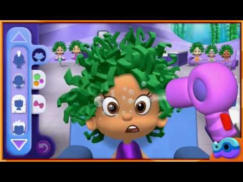 Bubble Guppies Good Hair Day Part 3