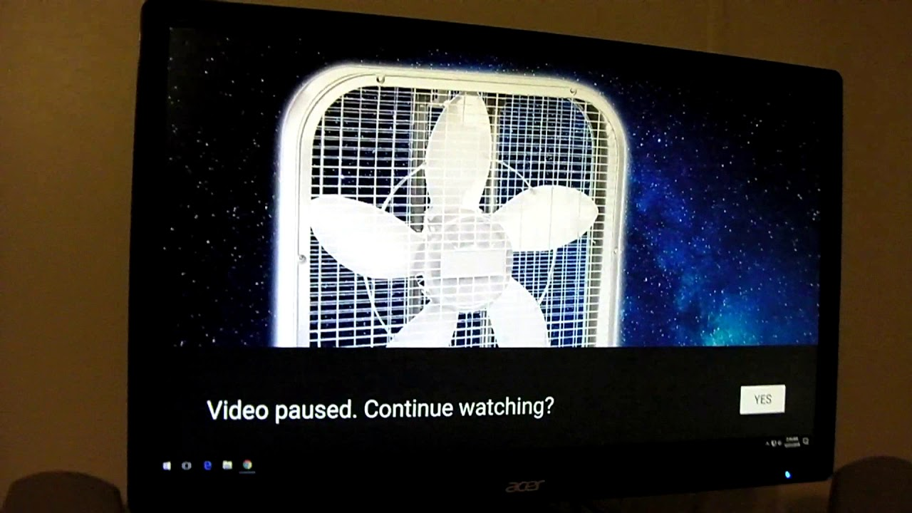 Youtube Says Video Paused Continue Watching Youtube