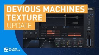 Texture by Devious Machines Update | Import Your Own Sample Audio Files