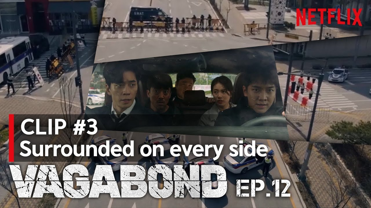Surrounded On Every Side | VAGABOND - EP  12 #3