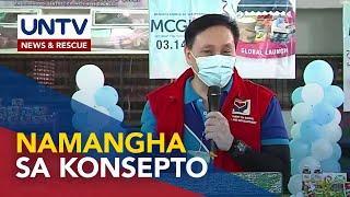 Konsepto Ng MCG  Free Store Napapanahon Ngayong Pandemya — DSWD