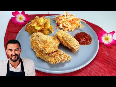 tous-en-cuisine-#49-:-je-teste-les-nuggets-de-poulet,-sauce-barbecue-et-chips-maison-de-cyril-lignac