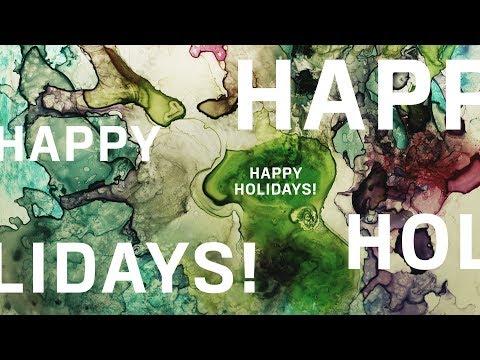 Happy Holidays from Uniarts Helsinki