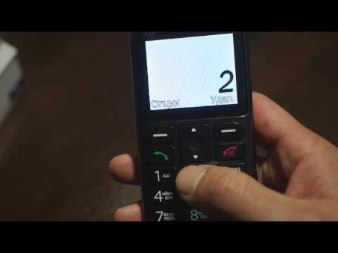 Мобильный телефон для пожилых  Fly EZZY 8