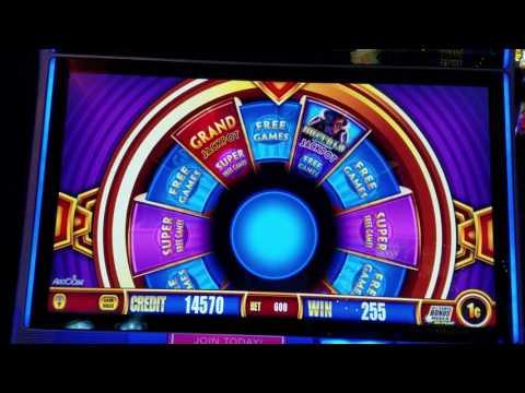 Buffalo Slot Machine Bonus With $6 and $8 Bet !! WONDER 4 - 동영상
