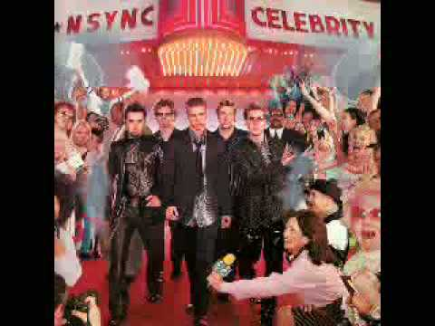 NSYNC-selfish (lyrics)