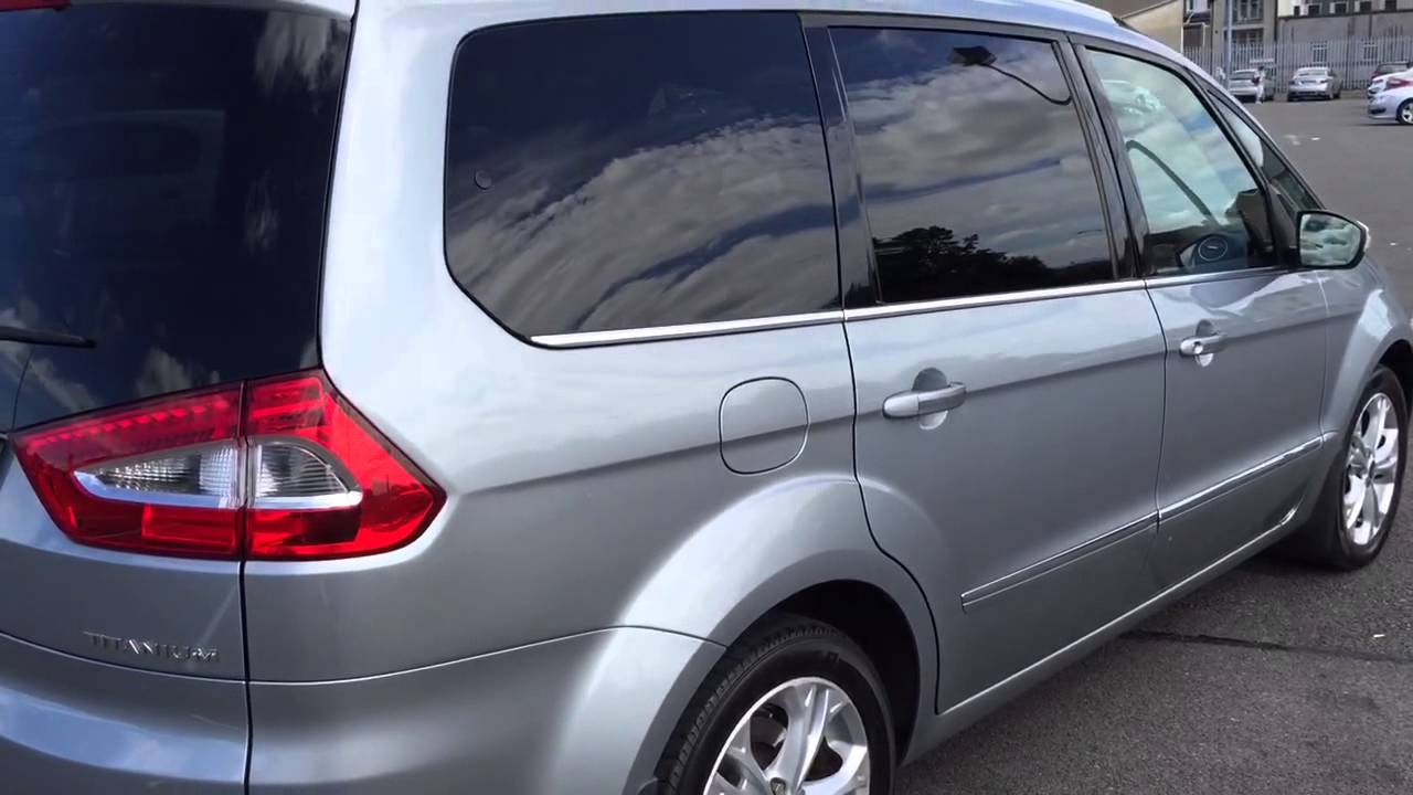 2012 ford galaxy titanium 1 6tdci youtube. Black Bedroom Furniture Sets. Home Design Ideas