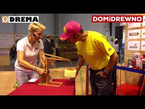 DREMA TV Live - DOM I DREWNO STUDIO NA ŻYWO Dzień Pierwszy 11.09.2018 Prace Konkursowe