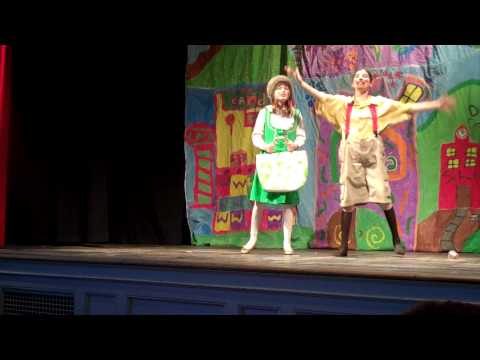 River Rock School - Willy Wonka Chocolate Factory - The Gloops