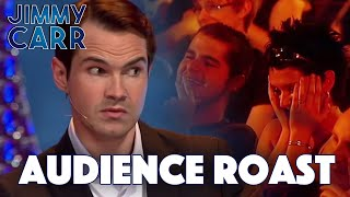 Jimmy Roasting The Audience  VOL. 3 | Jimmy Carr