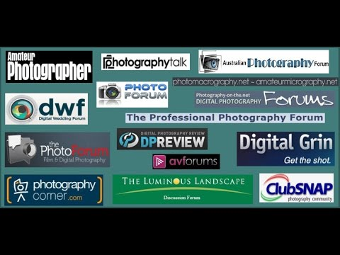 Review of Top 15 Best Photography Forums