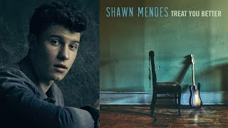 "Shawn Mendes Releases NEW Love Song ""Treat You Better"" - Listen!"