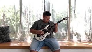 עומר אדם - שני משוגעים גירסת גיטרה חשמלית