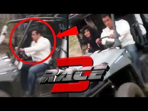 VIDEO | Salman Khan And Jacqueline Fernandez In This Viral Post From Kashmir Schedule Of Race 3