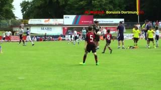 AC Mailand - Borussia Dortmund 4:1 (U9-Pfingstturnier in Viersen)