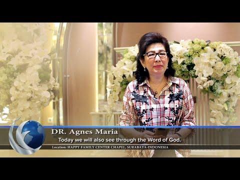 "Video Lensa Firman Episode: ""The Excellent Woman"" by Dr. Agnes Maria."