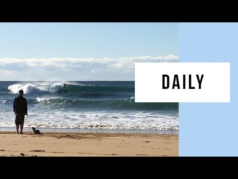Surfing Culburra Beach Everyday For A Whole Month