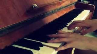 Темная ночь (Баста) на пианино