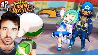 ¡Nos INVITA a su CAMERINO PRIVADO! 🔥😏 - ♦️♠️ Pokémon Casino Royale ♣️♥️ #7